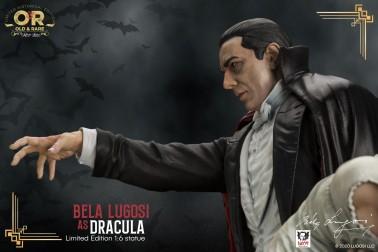Bela Lugosi as Dracula limited-edition resin statue - 6