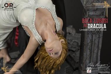 Bela Lugosi as Dracula limited-edition resin statue - 7