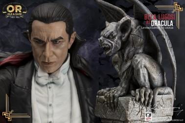 Bela Lugosi as Dracula limited-edition resin statue - 8