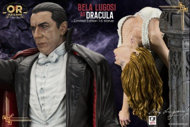 Bela Lugosi as Dracula limited-edition resin statue - 11