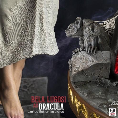 Bela Lugosi as Dracula limited-edition resin statue - 13
