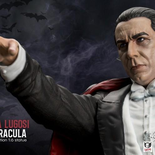 Bela Lugosi as Dracula limited-edition resin statue - 14