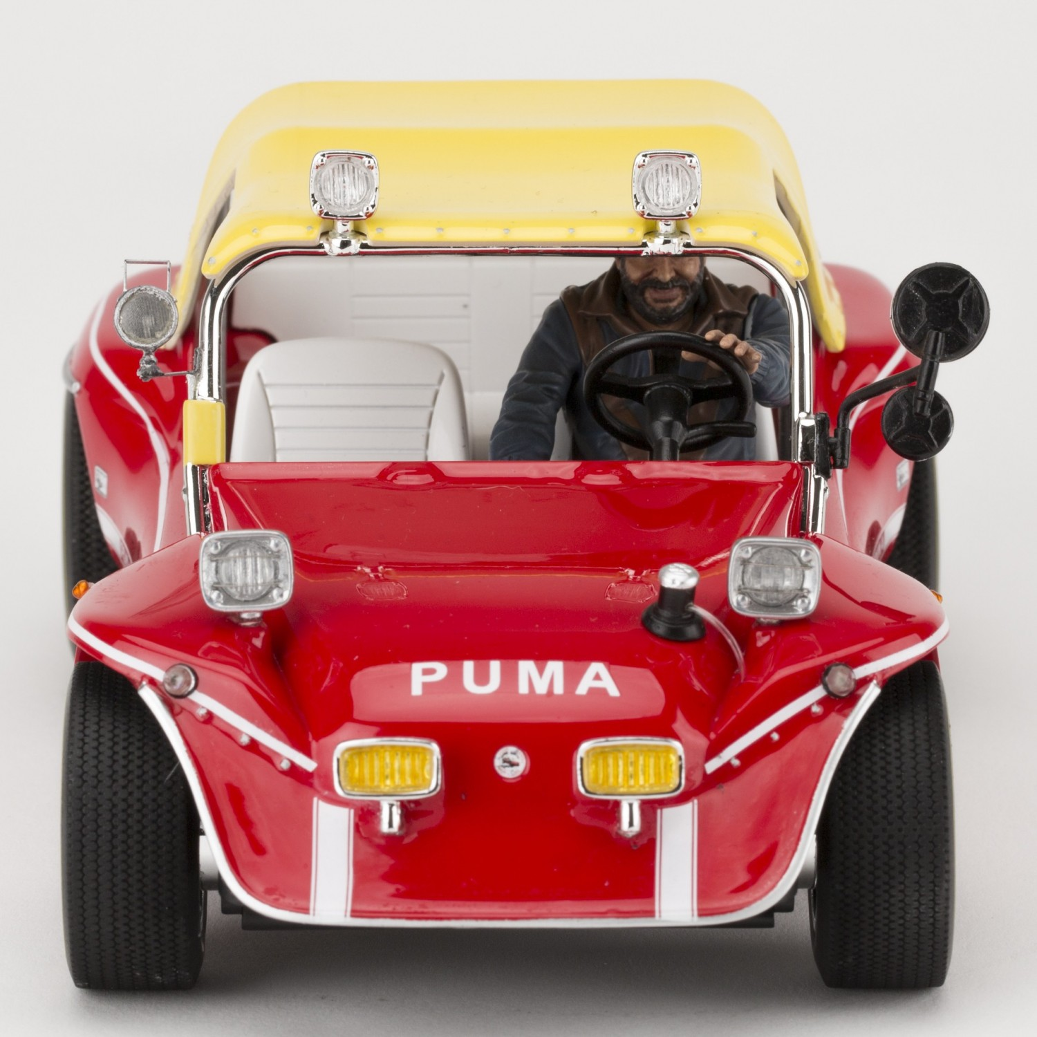 Bud Spencer on Dune Buggy 1:18 riproduzione in resina - 9