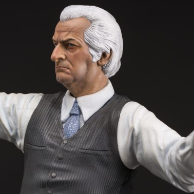 Louis De Funès is Stanislas Lefortresin statue hand-painted - 16