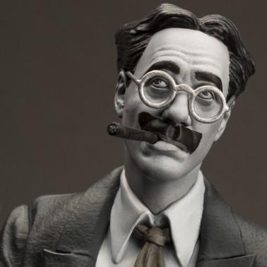 Statua di Groucho Marx un gigante della risata - 14