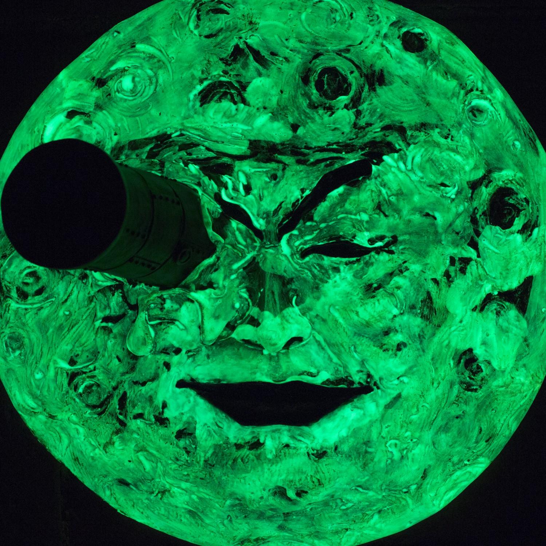 La luna di Méliès Special Edition versione fluorescente - 9