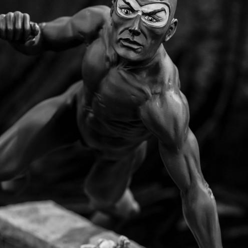 Statua da collezione diDiabolik in edizione Ultra Limited - 1