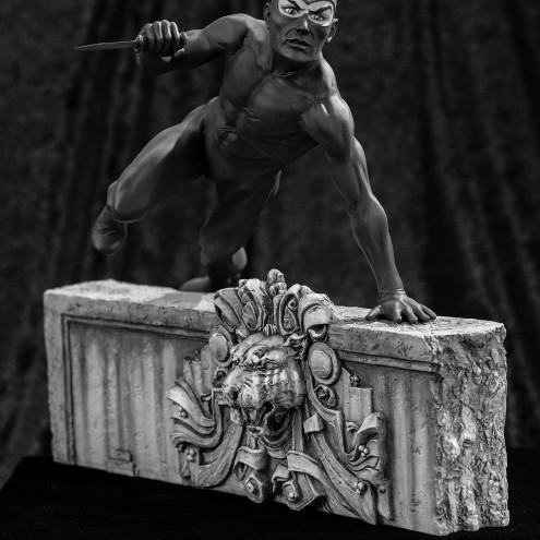 Statua da collezione diDiabolik in edizione Ultra Limited - 2
