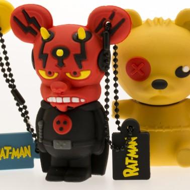 Dark Mouse USB flash drive 8GB Rat-Man - 6