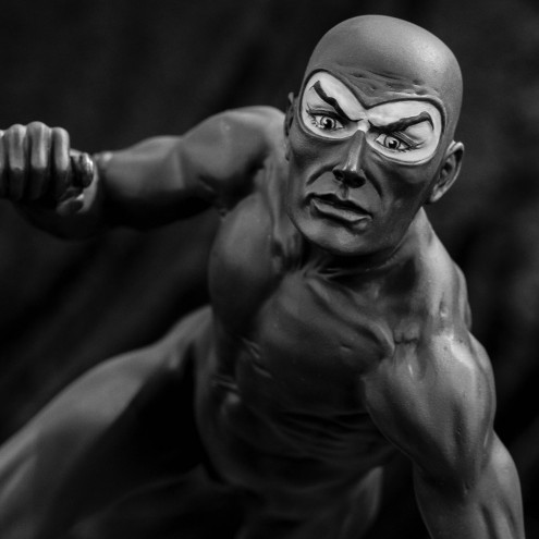 Collectible statue of Diabolik Ultra Limited edition - 7
