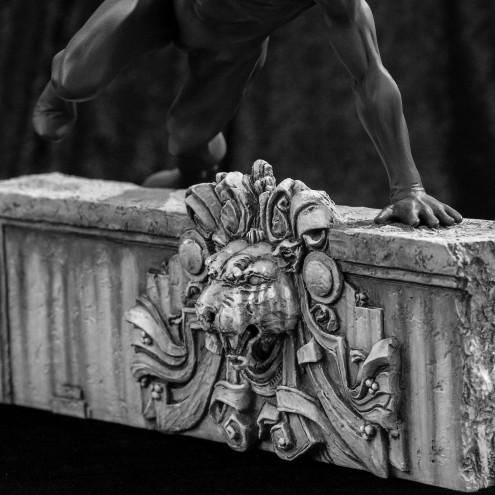 Statua da collezione diDiabolik in edizione Ultra Limited - 8
