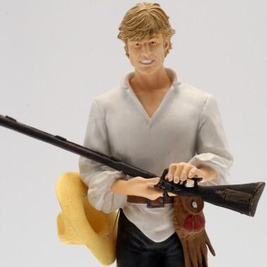 Statua 3D in formato 1:6 di Ken Parker - 8