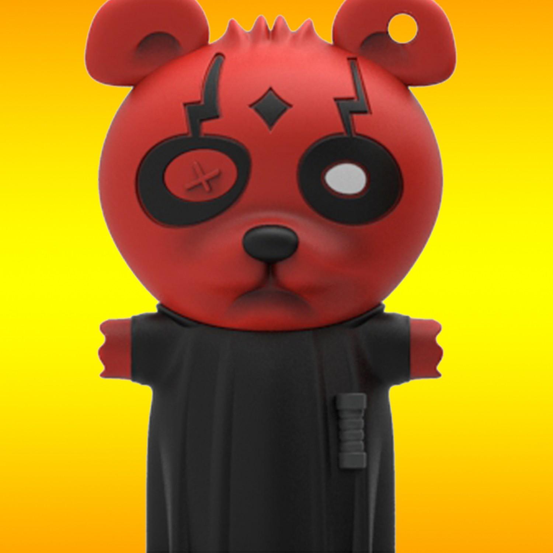 Lord Pando USB flash drive 8GB Rat-Man - 5