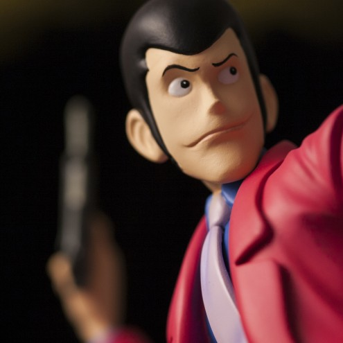 The resin statue of Lupin the 3rd - 18