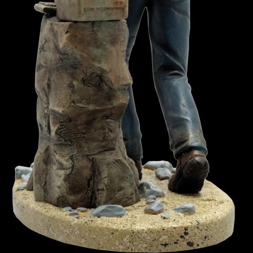 Statua di Martin Mystère in 3D dipinta a mano e numerata - 8