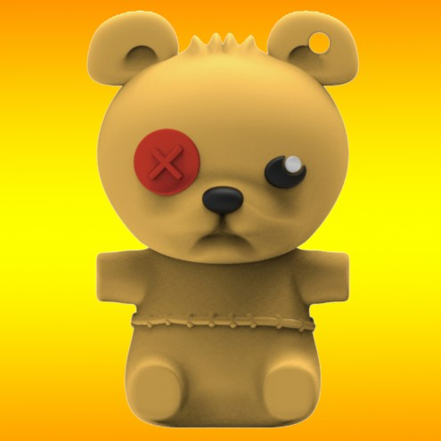 PIiccettino USB flash drive 8GB Rat-Man - 5