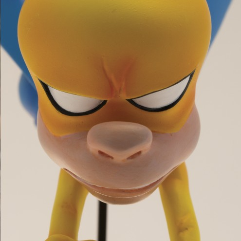 The statue of Rat-Man Infinite Collection - 12