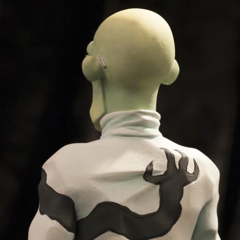 Rat-Man Infinite Collection | The statue ofJanus Valker - 13
