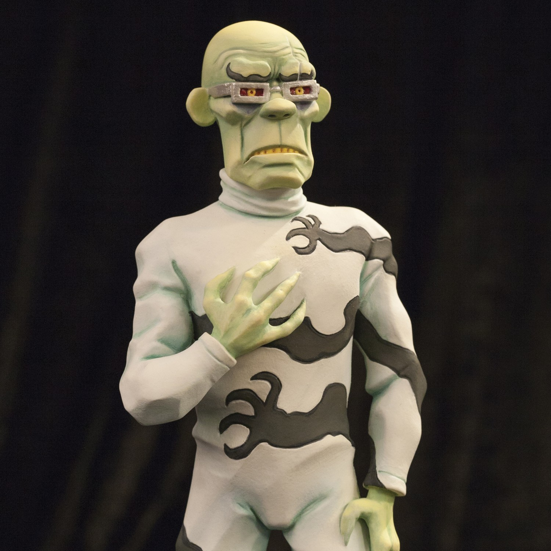 Rat-Man Infinite Collection | The statue ofJanus Valker - 14