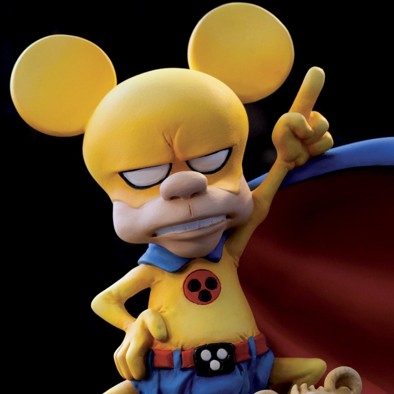 Statua in edizione limitata di Rat-Man - 14