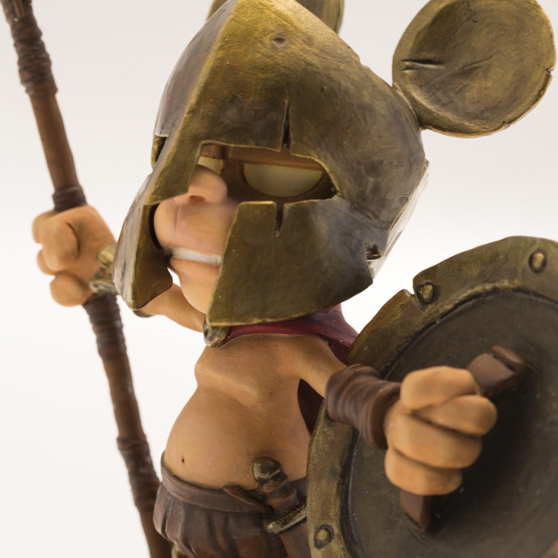 Rat-Man Infinite Collection | The statue ofSkrotos da 299+1 -11