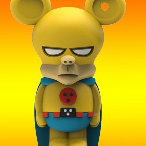 Chiavetta USB del personaggio di Rat-Man - 5