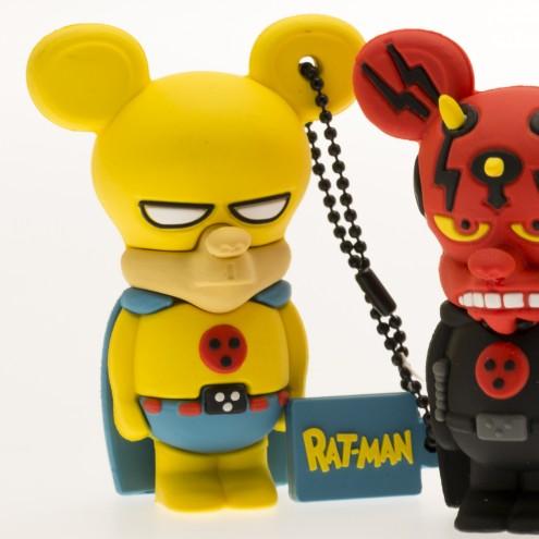 Chiavetta USB del personaggio di Rat-Man - 6