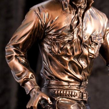 """Statua da collezione di Tex colorazione in """"Bronze EFX"""" - 6"""
