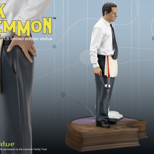 Jack Lemmon 1/6 Limited Edition Resin Statue - 3
