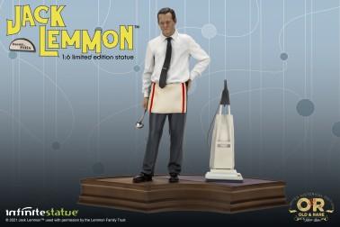 Jack Lemmon Old&Rare 1/6 Resin Statue - 4
