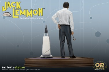 Jack Lemmon Old&Rare 1/6 Resin Statue - 5