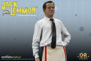 Jack Lemmon Old&Rare 1/6 Resin Statue - 8