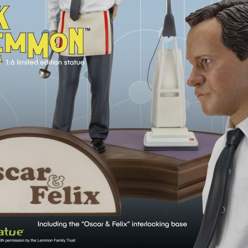 Jack Lemmon 1/6 Limited Edition Resin Statue - 10