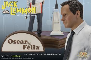 Jack Lemmon Old&Rare 1/6 Resin Statue - 10