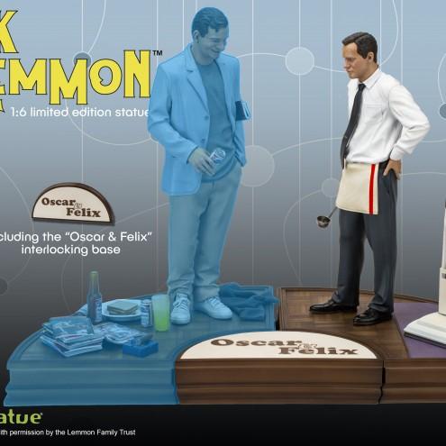Jack Lemmon Old&Rare 1/6 Resin Statue - 12