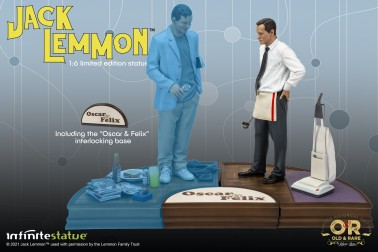 Jack Lemmon 1/6 Limited Edition Resin Statue - 12
