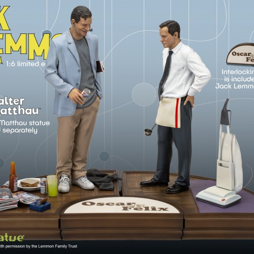 Jack Lemmon 1/6 Limited Edition Resin Statue - 13