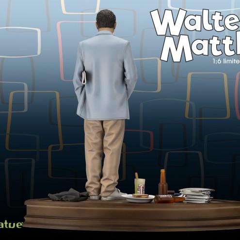 Walter Matthau Old&Rare 1/6 Resin Statue - 3