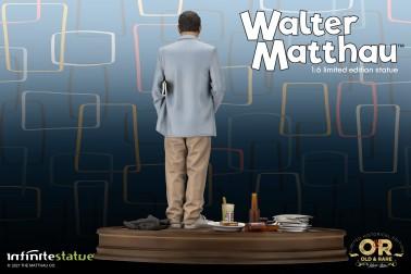 Walter Matthau 1/6 Limited Edition Resin Statue - 3