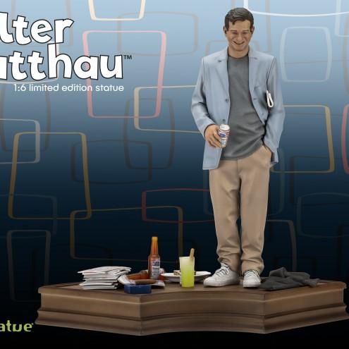 Walter Matthau Old&Rare 1/6 Resin Statue - 4