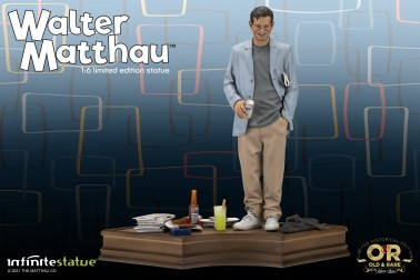 Walter Matthau 1/6 Limited Edition Resin Statue - 4