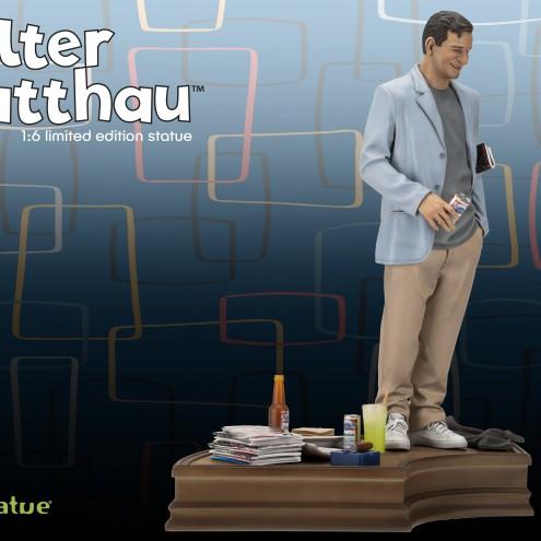 Walter Matthau Old&Rare 1/6 Resin Statue - 5