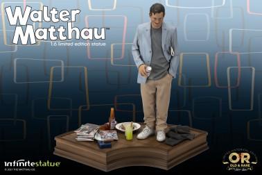 Walter Matthau Old&Rare 1/6 Resin Statue - 6