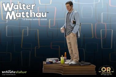 Walter Matthau Old&Rare 1/6 Resin Statue - 7