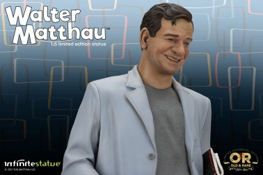 Walter Matthau Old&Rare 1/6 Resin Statue - 8