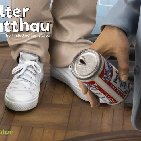 Walter Matthau Old&Rare 1/6 Resin Statue - 9