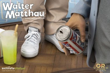 Walter Matthau 1/6 Limited Edition Resin Statue - 9
