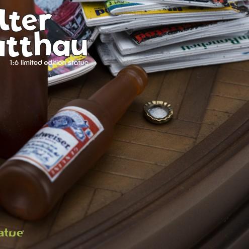 Walter Matthau 1/6 Limited Edition Resin Statue - 11