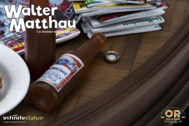 Walter Matthau Old&Rare 1/6 Resin Statue - 11