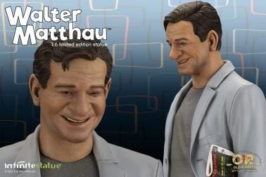 Walter Matthau 1/6 Limited Edition Resin Statue - 12